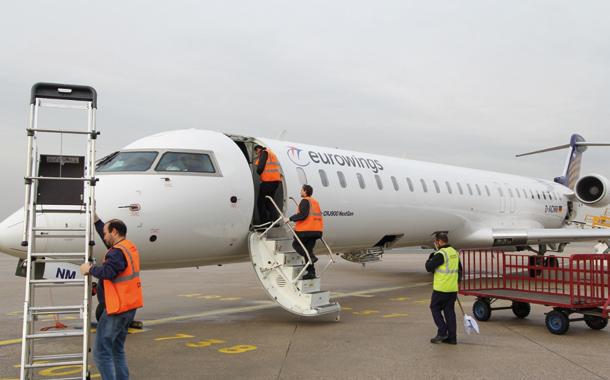 Gsf nettoyage avion
